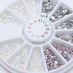 voordelige -Nagelkunst decoratie Strass parels make-up Cosmetische Nagelkunst ontwerp