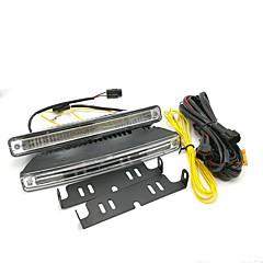 Недорогие Дневные фары-otolampara 1 комплект высокое качество 60w двойные цвета e4 led drl сканирование свет сигнала поворота