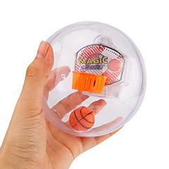 abordables Balones y accesorios-Juguete fidget Pelotas Juguetes de baloncesto Deportes Baloncesto Divertido Material ecológico ABS Adulto Unisex Chico Chica Juguet Regalo 1 pcs