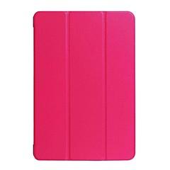 tanie -Solidny kolorowy wzór pu skórzane etui z podstawą do asus zenpad 10 z301 10,1 calowy tablet PC (z301ml / z301mfl)