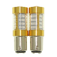 voordelige -SENCART 1157 Motor Lampen 36W SMD 3030 1500-1800lm LED-Lampen Achterlicht