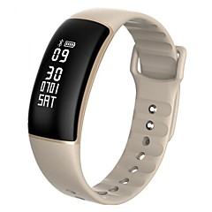cheap Smartwatches-Smart Bracelet YYA69 for iOS / Android / IPhone Touch Screen / Heart Rate Monitor / Water Resistant / Water Proof Pulse Tracker /