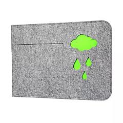 """preiswerte Laptop Taschen-Wollfilz Mit Mustern Ärmel Universell / 13 """"Laptop"""