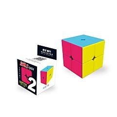 abordables Cubes Magiques-Rubik's Cube QI YI Warrior 2*2*2 Cube de Vitesse  Cubes Magiques Casse-tête Cube Cadeau Fille