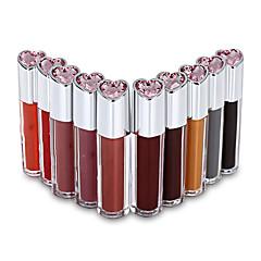 Lipsticks Nat Mat Dagelijks Lippen Sneldrogend Langdurig