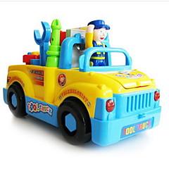 Zabawka nakręcana Zabawkowe samochody Ciężarówka Koparka Zabawki Ciężarówka Zabawki Tworzywa sztuczne Sztuk Nie określony Prezent