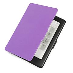 お買い得  タブレット用ケース-ケース 用途 KOBO フルボディケース スタンド付き フルボディーケース 純色 ノベルティ柄 ハード PUレザー のために