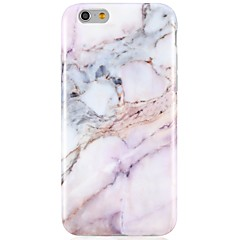 Para iPhone X iPhone 8 Case Tampa Estampada Capa Traseira Capinha Mármore Macia PUT para Apple iPhone X iPhone 8 Plus iPhone 8 iPhone 7