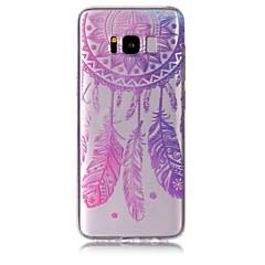 hoesje Voor Samsung Galaxy S8 Plus S8 Patroon Achterkantje Dromenvanger Zacht TPU voor S8 S8 Plus S7 edge S7 S6 edge S6