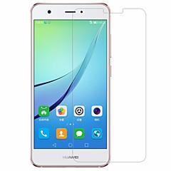 Gehard Glas High-Definition (HD) 9H-hardheid 2.5D gebogen rand Voorkant screenprotector Huawei