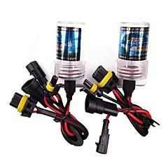 Недорогие Автомобильные фары-9005 Автомобиль Лампы 35 W 2800 lm Налобный фонарь For Универсальный Все года