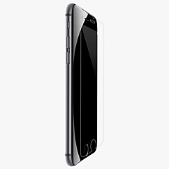 Недорогие Защитные пленки для iPhone 6s / 6-Защитная плёнка для экрана Apple для iPhone 6s iPhone 6 Закаленное стекло 1 ед. Защитная пленка для экрана Ультратонкий 2.5D закругленные
