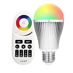 preiswerte LED-Birnen-9W 900lm E27 Smart LED Glühlampen A60(A19) 20 LED-Perlen SMD 5730 WiFi Infrarot-Sensor Abblendbar Lichtsteuerung APP-Steuerung