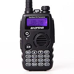 tanie Krótkofalówki-Baofeng uv-a52 walkie talkie uhf z podwójną bandą bf a52 cb radia 128ch vox camo kolorowy podwójny wyświetlacz transceiver do polowania