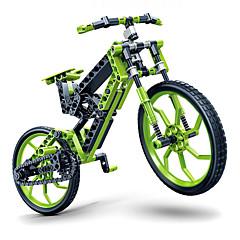 Sets zum Selbermachen 3D - Puzzle Spielzeugautos Spielzeuge Fahhrad Heimwerken Jungen Mädchen Stücke