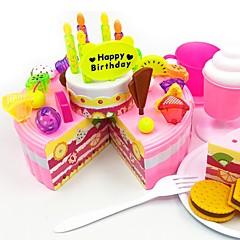 Kendin-Yap Seti Eğitici Oyuncak Oyuncak Mutfak Takımları oyuncak Gıdalar Oyuncaklar Yiyecek Oyuncaklar Kendin-Yap Erkekler Genç Kız