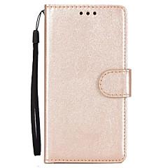 Taske til huawei p10 plus p10 kuffert kortholder lommebok med stativ belægning fuld kropsfarve solid farve hard pu læder p10 lite p8lite