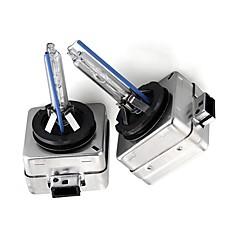 Недорогие Автомобильные фары-D8S / C Автомобиль Лампы 35W W 2800lm lm Налобный фонарь ForУниверсальный Все года