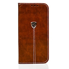Case For Huawei P10 Lite P10 Case Cover Card Holder Wallet with Stand Flip Full Body Case Solid Color Hard PU Leather