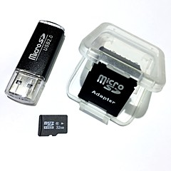 preiswerte Speicherkarten-32GB Micro-SD-Karte TF-Karte Speicherkarte Class10 AntW5-32