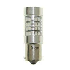 baratos -Sencart 1pcs 1156 ba15s p21w lâmpada levou lâmpadas de luz de luz de sinal de mudança de carro (branco / vermelho / azul / branco morno)