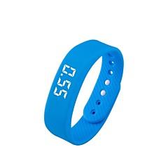Herre Sportsur Militærur Kjoleur Lommeure Smartur Modeur Armbåndsur Unik Creative Watch Digital Watch Kinesisk Digital LCD Vandafvisende