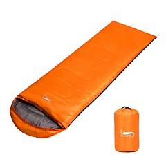Sac de dormit Sac de Dormit Dreptunghiular -15 -25 0°C Keep Warm Dimensiune Ajustabilă Pliabil Respirabil 225X75 Camping & Drumeții Dublu