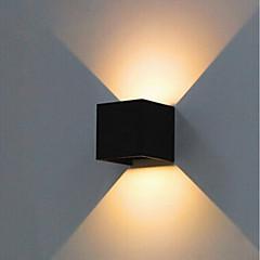 abordables Aplique para Exterior-ONDENN 10 W Focos LED Decorativa Blanco Cálido / Blanco Fresco 85-265 V Residencial / Al Aire Libre / Sala de Estar / Comedor 2 Cuentas LED