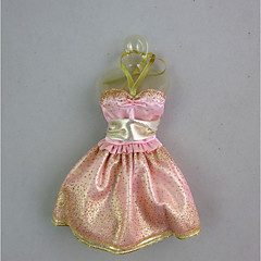 Voor Barbiepop Kleding Voor voor meisjes Speelgoedpop