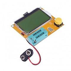 lcd backlight esr meter lcr led transistor probador diodo triodo capacitancia diagnostic-tool