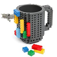 Kit Lucru Manual Lego Jucarii ceașcă Cai Bucăți Ne Specificat Cadou