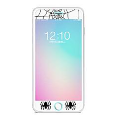 Недорогие Защитные пленки для iPhone 6s / 6-Защитная плёнка для экрана Apple для Закаленное стекло 1 ед. Защитная пленка для экрана Узор Взрывозащищенный Уровень защиты 9H