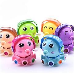 교육용 장난감 태엽 장난감 장난감 자동차 장난감 물고기 용품 문어 플라스틱 조각 규정되지 않음 선물