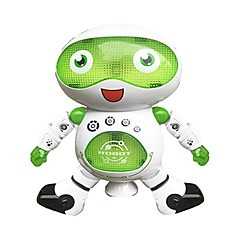 cheap Other RCs-RC Robot LZ444-6 Kids' Electronics ABS Singing Dancing Walking Talking Multi-function Remote Control
