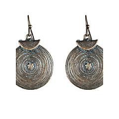 preiswerte Ohrringe-Damen Tropfen-Ohrringe - Punk, Simple Style Bronze / Leicht Grün Für Party / Strand