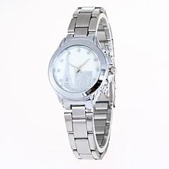 Women's Fashion Watch Wrist watch Chinese Quartz Alloy Band Casual Silver Gold