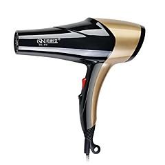 818 secador de pelo eléctrico herramientas de estilización pelo de pelo de bajo ruido pelo caliente / frío viento dorado / color púrpura
