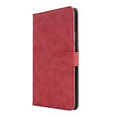 お買い得  タブレット用ケース-ケース 用途 Huawei MediaPad T3 8.0 フルボディーケース ソリッド ハード PUレザー のために Huawei MediaPad T3 8.0