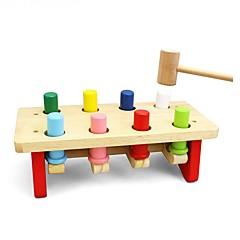 DHZ-kit Bouwblokken Educatief speelgoed Speeltjes Rechthoekig Stuks Jongens Meisjes Geschenk