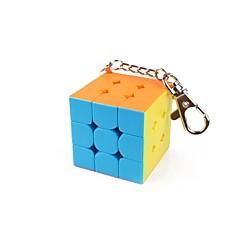 お買い得  マジックキューブ-ルービックキューブ ミニ 3*3*3 スムーズなスピードキューブ マジックキューブ ストレス解消グッズ パズルキューブ ギフト 男女兼用
