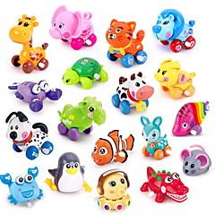Opetuslelut Vedettävä lelu Leluautot Lelut Animal Muovit Pieces Ei määritelty Lahja