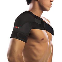 Órtese para Ombro para Boxe Ciclismo Unissex Exterior Ajustável Equipamento de Segurança Esportes Moto Náilon 1pç