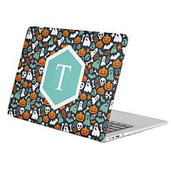 MacBook Funda para MacBook Air 13 Pulgadas MacBook Air 11 Pulgadas MacBook Pro 13 Pulgadas con Pantalla Retina Caricatura Cráneos