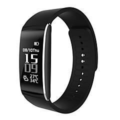 hhy νέα q6 smart wristbands δυναμική καρδιακή συχνότητα πίεση αίματος οξυγόνο ύπνο κόπωση παρακολούθηση κίνηση καθιστική συναγερμού