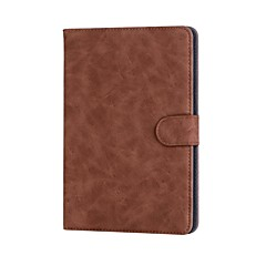 Solid Retro Style Pattern PU Leather Case with Stand for Huawei Media Pad M3(DL09 W09) 8.4 inch Tablet PC