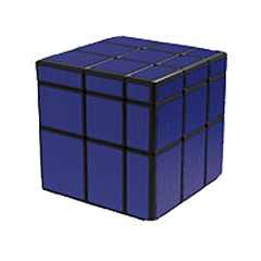Rubik's Cube QIYI 154 Smooth Speed Cube Magic Board Mirror Cube Magic Cube Plastics Square Gift