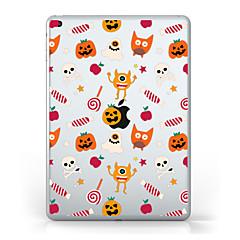 abordables Ofertas Semanales Para Accesorios Apple-Funda Para Apple iPad Mini 4 Mini iPad 3/2/1 iPad 4/3/2 iPad Air 2 iPad Air iPad (2017) Transparente Diseños Funda Trasera Transparente