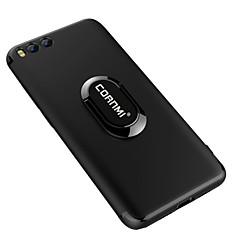Недорогие Чехлы и кейсы для Xiaomi-Кейс для Назначение Xiaomi Кольца-держатели Сплошной цвет Мягкий для