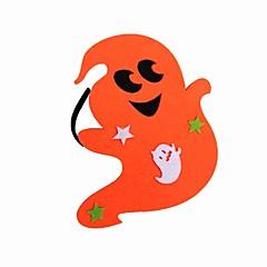 Недорогие Женские украшения-Все На заказ Для вечеринки Творчество Милый обожаемый Хэллоуин Резинка, Зима Other Бижутерия Зеленый Белый Черный Оранжевый