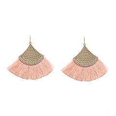 voordelige Oorbellen-Dames Druppel oorbellen Sieraden Tupsu Bohémien Legering Geometrische vorm Sieraden Lahja Dagelijks Kostuum juwelen